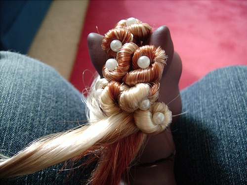 Doll Hair Twists image