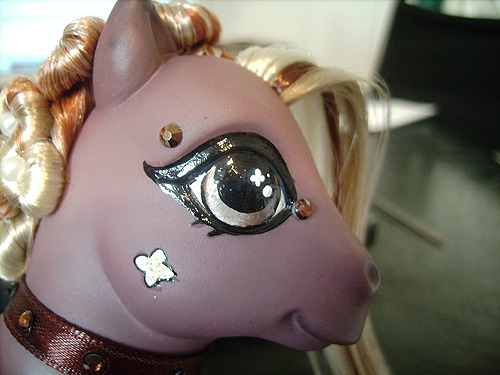Pony Custom Eye image