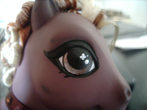 How to Paint My Little Pony Eyes
