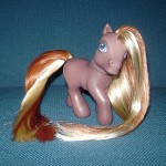 How to Rehair My Little Pony Manes – The Floss Method