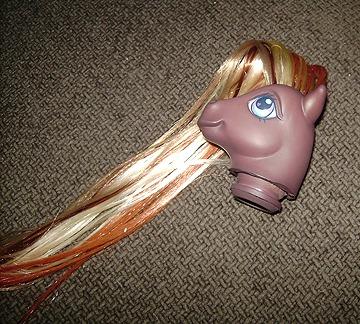 Pony Rehair image