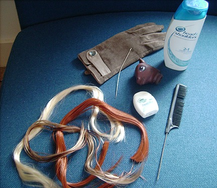 Rehair Supplies image