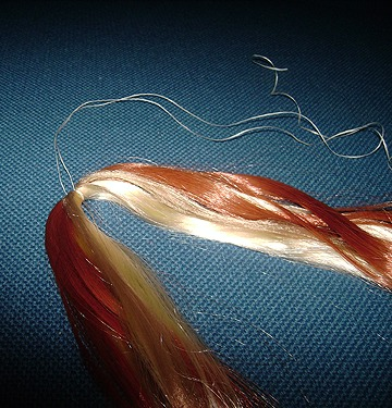Bundled Hair image