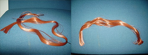 Nylon Hair image