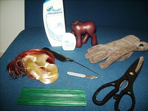 Rehairing Supplies image