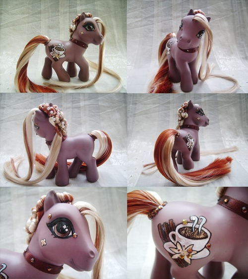 Finished Custom Pony