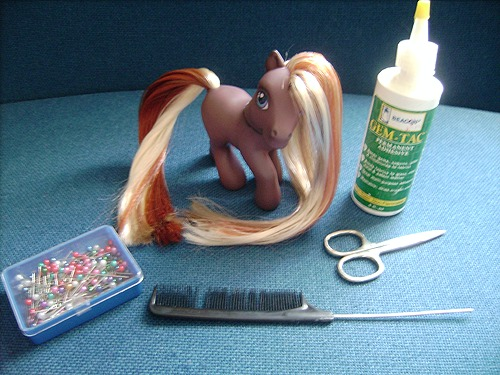 Craft Hair Supplies image