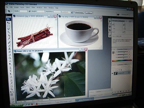 Photos On Screen image