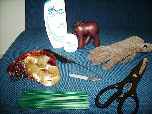 Rehairing Supplies image